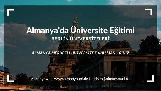 Berlin Üniversiteleri